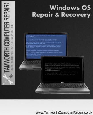 business & home PC repair & managed business IT support services